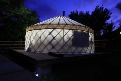 Anglesey Yurts